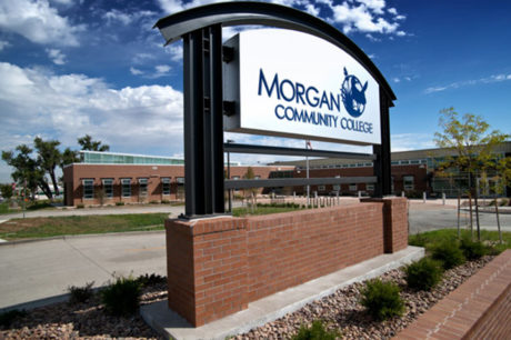 Morgan Community College Nursing & Sciences Building