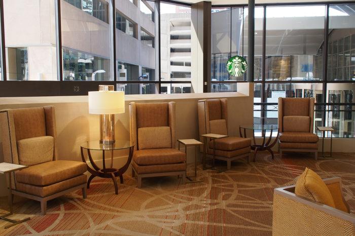 Denver Marriott City Center Entry Renovation