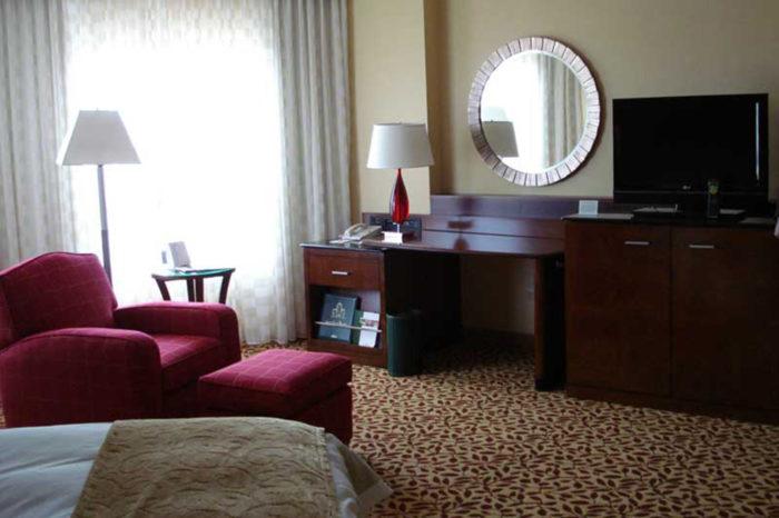Fort Collins Marriott Guest Room Renovation