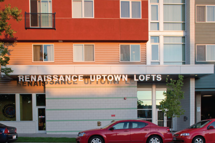 Renaissance Uptown Lofts