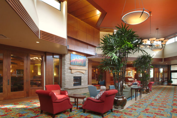 Fort Collins Marriott Restaurant & Lobby Remodel