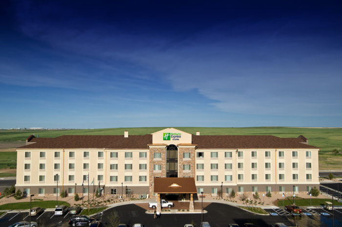 Holiday Inn & Holiday Inn Express