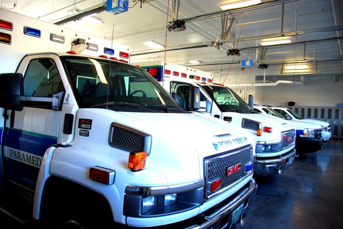 Thompson Valley Emergency Medical Services