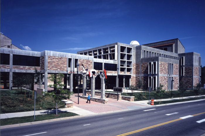 CU Discovery Learning Center