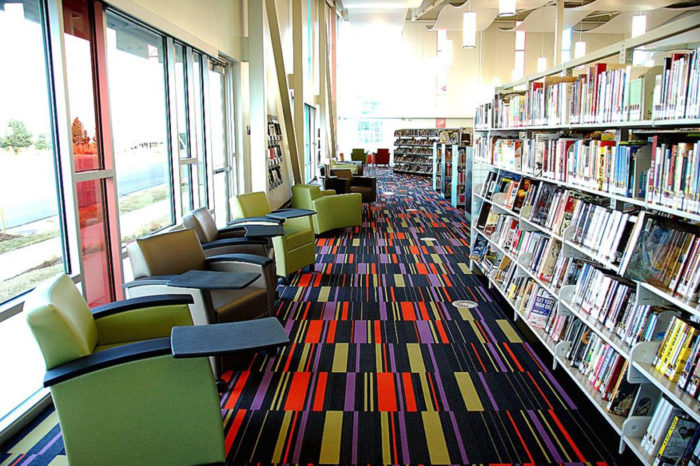 Green Valley Ranch Library